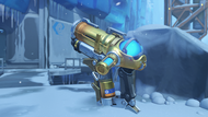 Mei firefighter golden endothermicblaster