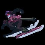 Winter Wonderland - Widowmaker - Skiing spray