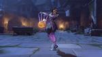 Sombra halloweenterror2017 victorypose pumpkinette