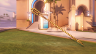 Mercy imp golden caduceusstaff