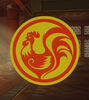 Year of the Rooster spray