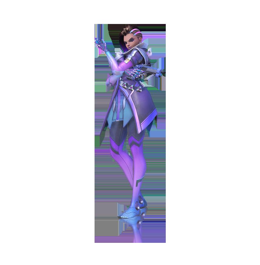 cosplay sombra overwatch