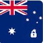 Australia Olympics Flag