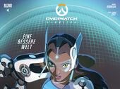 Overwatch Comic Eine bessere Welt