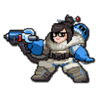 Mei Spray - Pixel