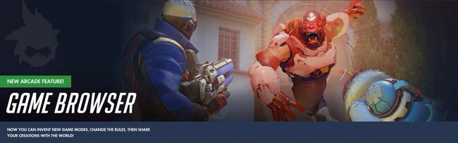 Game Browser | Overwatch Wiki | FANDOM powered by Wikia