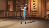 Symmetra creation