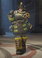 Mei firefighter