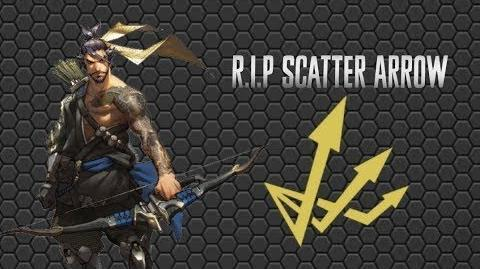 Hanzo Tribute Montage - R.I.P. Scatter Arrow