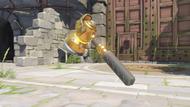 Torbjörn classic golden forgehammer