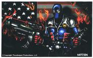 Soldier 76 Comic Concept 2