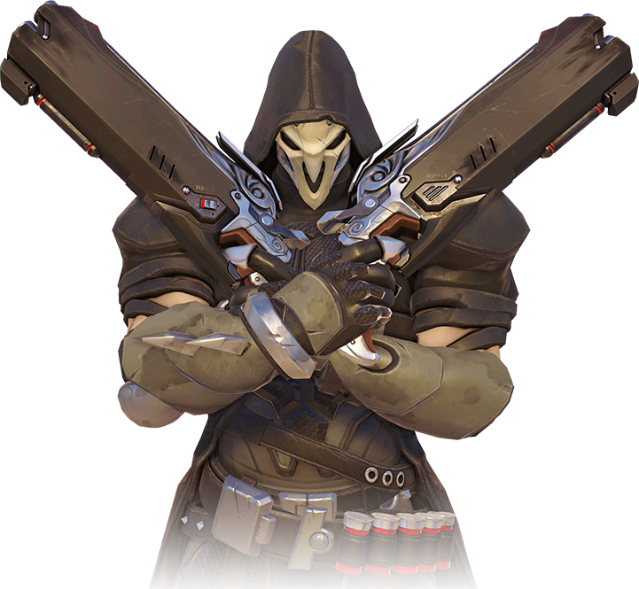 Reaper | Overwatch Wiki | FANDOM powered by Wikia