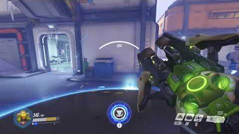 Orisa Protective Barrier