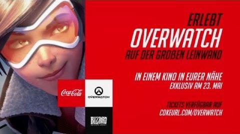 Trailer für die Overwatch-Cinematics (DE)