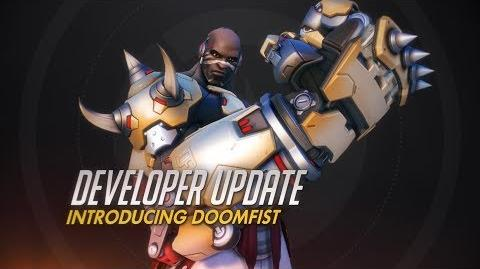 Developer Update Introducing Doomfist Overwatch