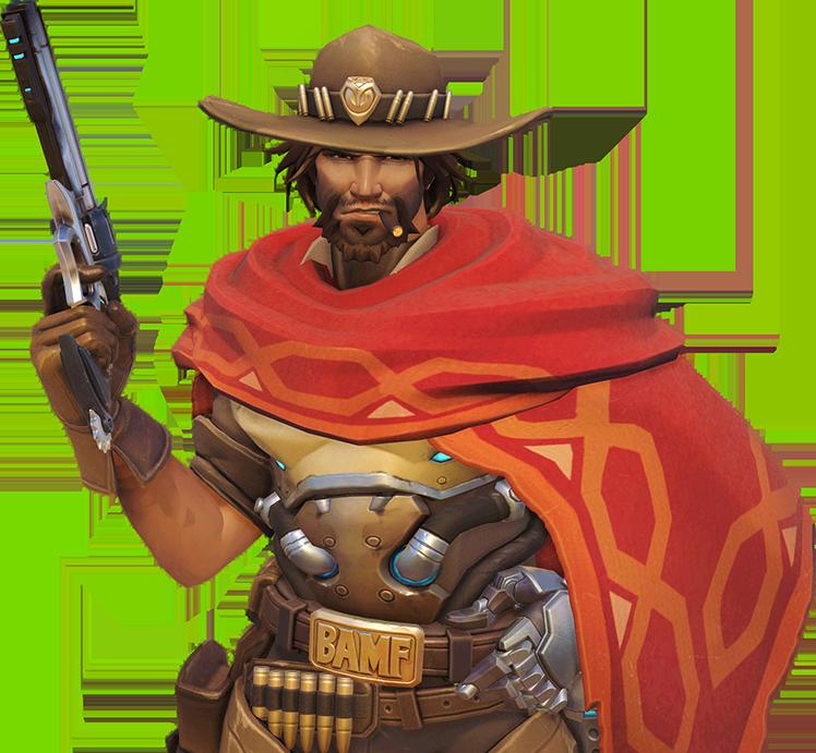 McCree | Overwatch Wiki | FANDOM powered by Wikia