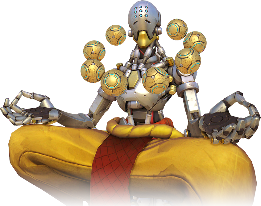 Image result for zenyatta overwatch