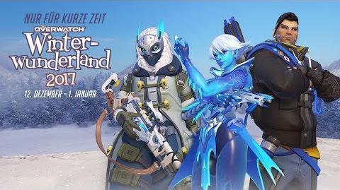 Das Winterwunderland 2017 in Overwatch Saisonales Ereignis (DE)