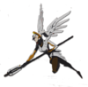 Mercy Spray - Medic