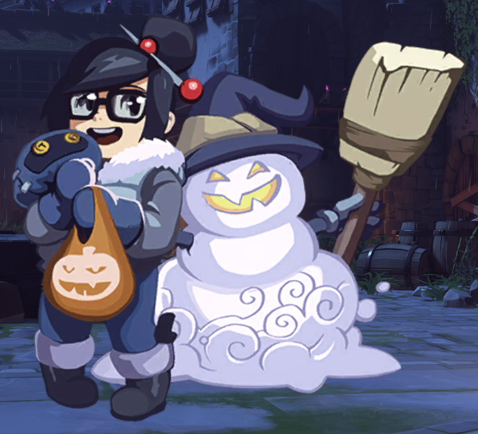 Image - Mei Spray - Trick Or Treat.png | Overwatch Wiki | FANDOM ...