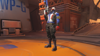 Soldier76 lockedandloaded