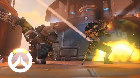 Overwatch Presentamos a Roadhog y Junkrat (ES)