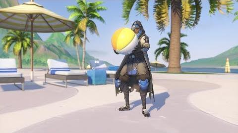 Ana summergames2017 emote beachball