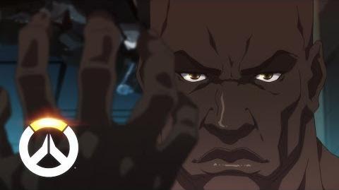 Hintergrundgeschichte von Doomfist Overwatch (DE)