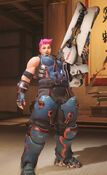 Zarya Check Out This Gun