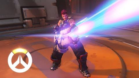 Zarya Ability Overview Overwatch