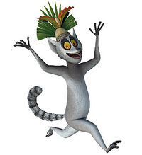 Penguins of Madagascar - King Julien 101