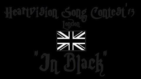 HeartVision Song Contest 13 - Burmingham - Semi Final 1