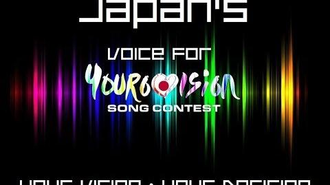 Japan's Voice for Yourovision