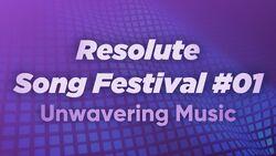 Resolute Song Festival 1