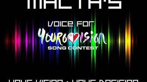 Malta's Voice for Yourovision