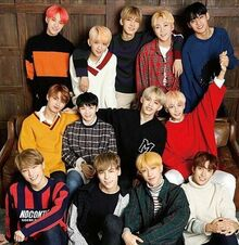 Seventeen Band South Korea