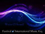 Festival of International Music 24