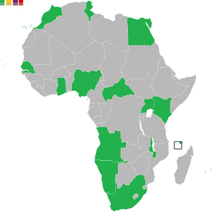 Map Of Africa Song.African Song Festival 2 Song Contest Wiki Fandom Powered By Wikia