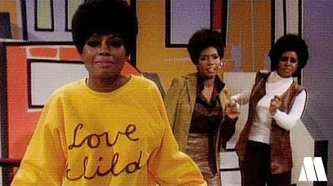 Diana Ross & The Supremes - Love Child -Ed Sullivan Show - 1968-
