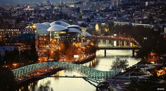 Tbilisi photo and river
