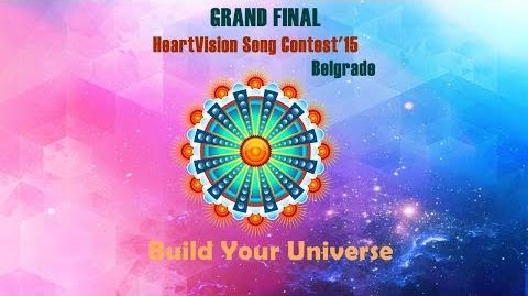 HeartVision Song Contest 15 - Belgrade - Grand Final