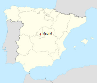 Image - Spain Location-map-of-Madrid.jpg | Song Contest Wiki ...