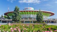 State tajikistan circus