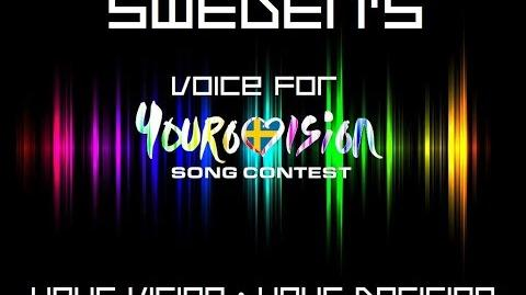 Sweden's Voice of Yourovision-1