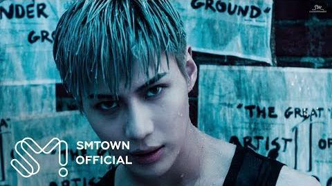 TAEMIN 태민 'MOVE' 1 MV