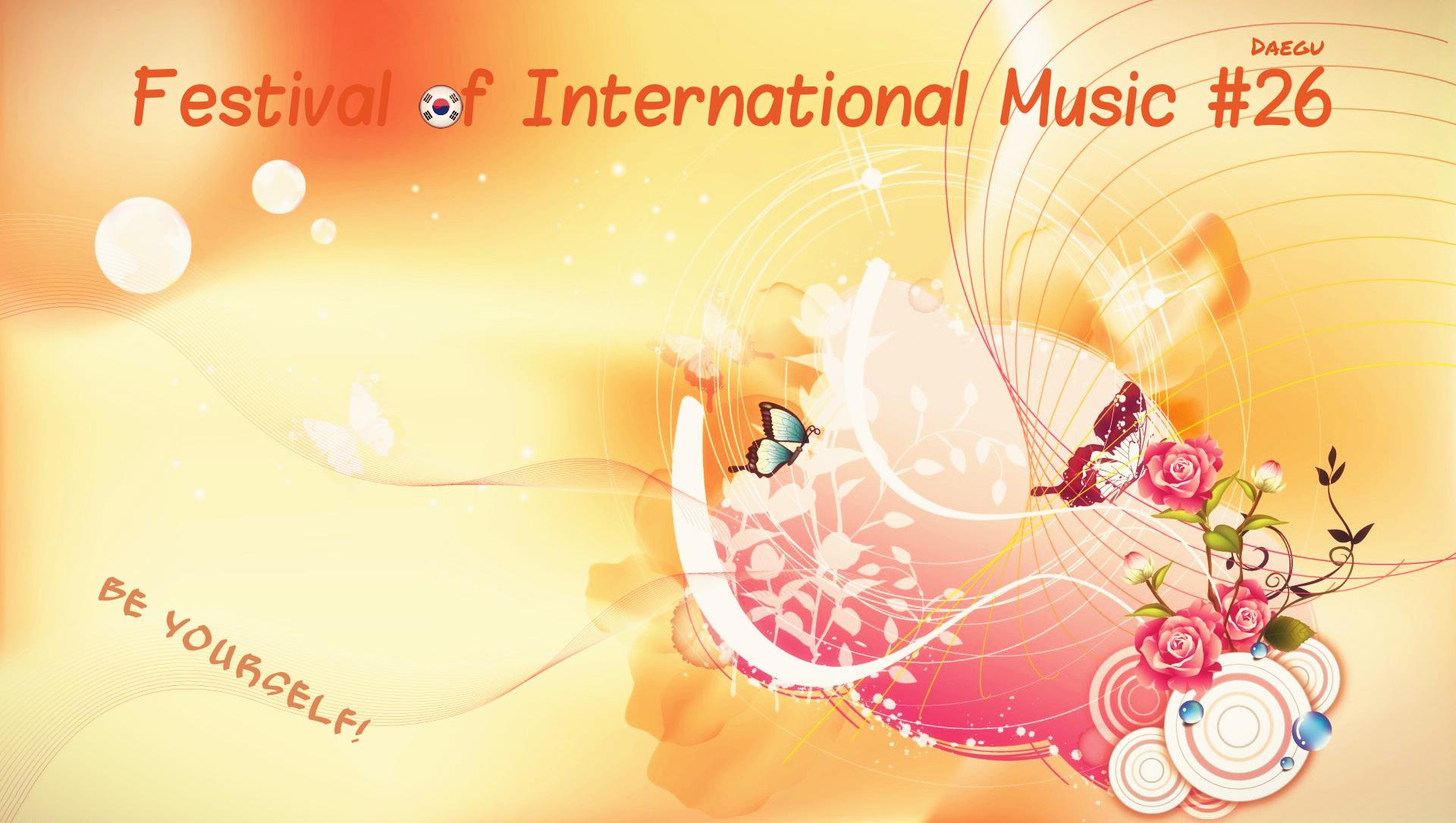 Festival of International Music 26 | Song Contest Wiki | FANDOM ...