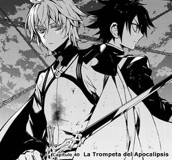 Capítulo 40 (Manga)