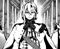 Ferid Bathory manga