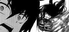 Sadako fonce sur Yu