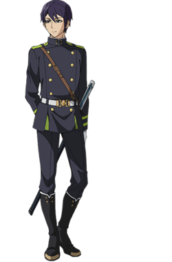 Shūsaku Iwasaki Anime